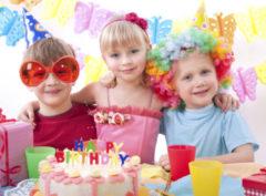 Childrens Party Hairdresser